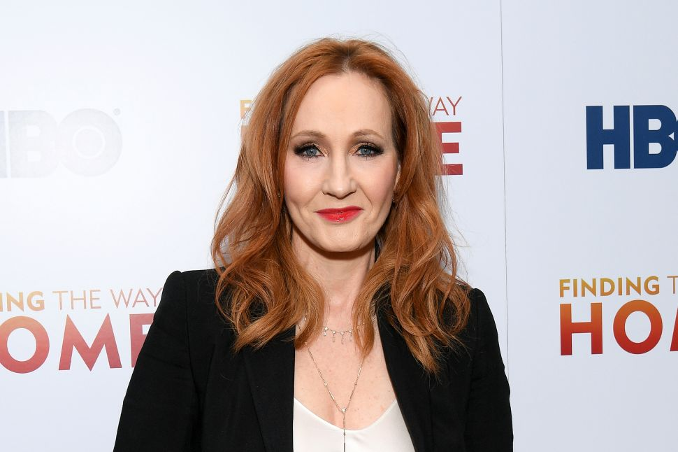 J.K. Rowling Bought Her Childhood Home That Inspired Parts of 'Harry Potter'