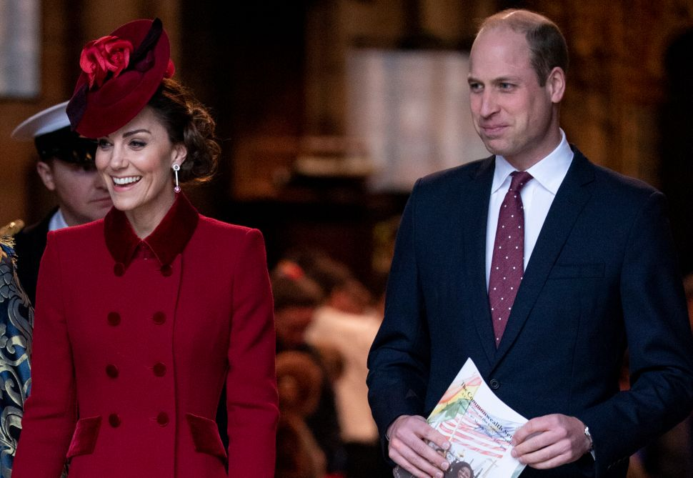 Prince William and Kate Are Settling Into the Work-From-Home Lifestyle at Anmer Hall