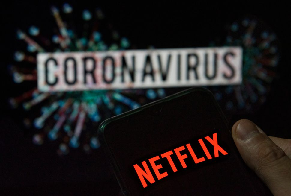 How Netflix Is Dominating the Competition During the Coronavirus Crisis