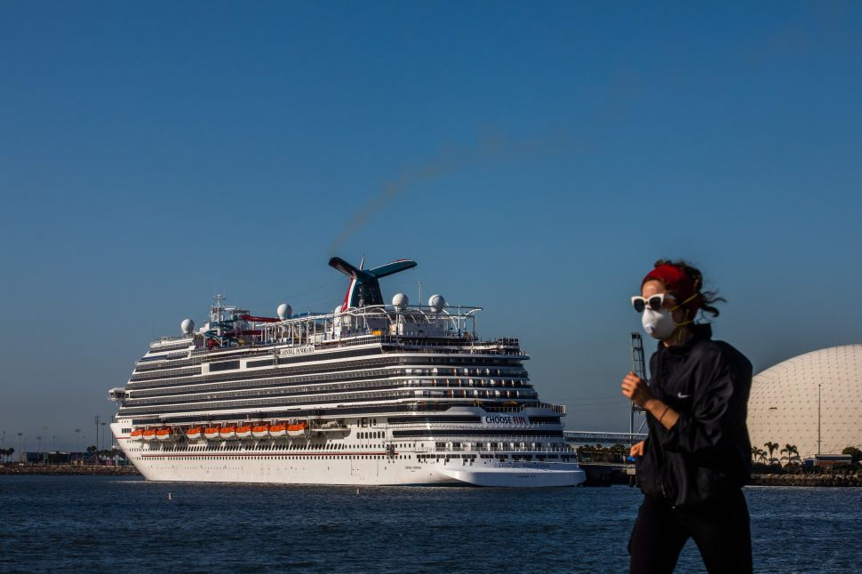 Despite COVID-19 Impact, Cruise Industry Already Sees Surge in 2021 Bookings