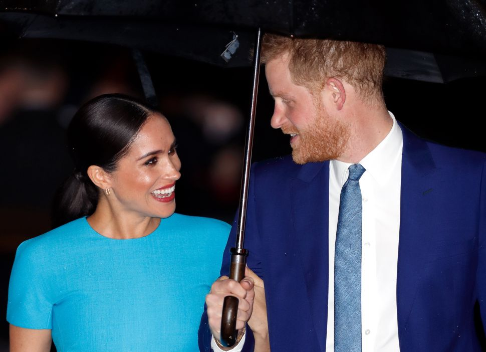 Prince Harry and Meghan Are Keeping Busy While Social Distancing in Los Angeles