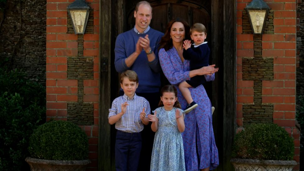 Prince William and Kate Have a Very Specific Parenting Style at Home
