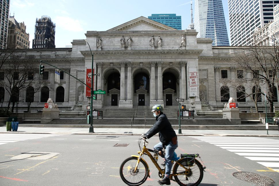 The Most Popular Books New Yorkers Are Reading While Social Distancing