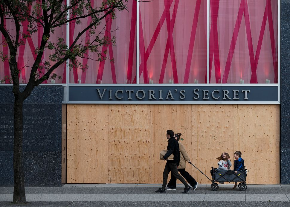 Private Equity Buyer Loses Interest in Victoria's Secret As COVID-19 Hammers Business