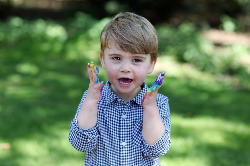 Prince William and Kate Planned a Special Birthday for Prince Louis at Anmer Hall