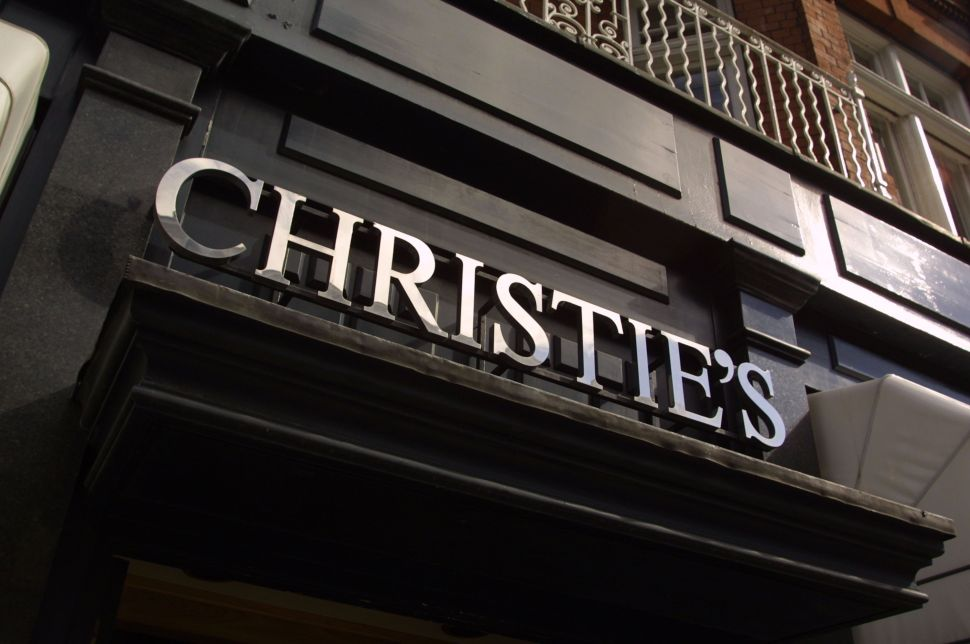 Christie's and Sotheby's Furlough Staff as Coronavirus Sharply Impacts Art Sales
