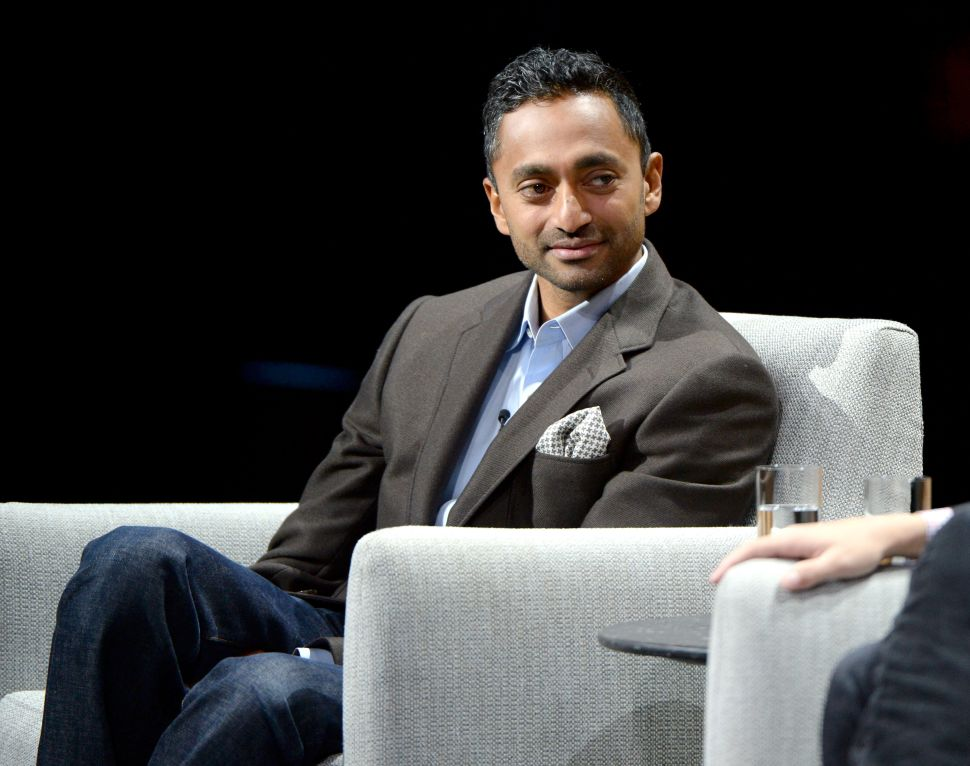 Chamath Palihapitiya Blasts Fed for Bailing Out Billionaires and CEOs Amid Pandemic