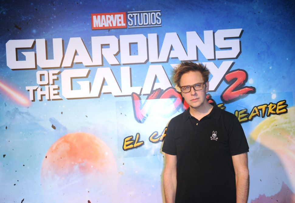 James Gunn Just Dropped a 64-Track Playlist of Unused 'GOTG' Songs