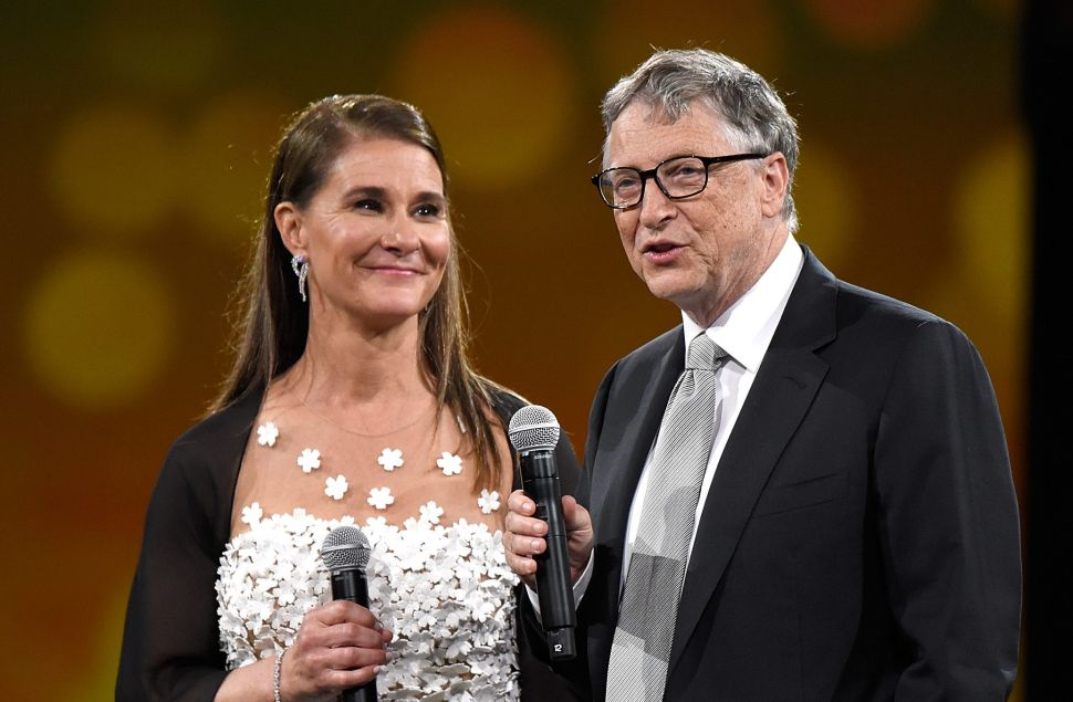 How Bill and Melinda Gates Have Spent Their Billions Over the Past 20 Years