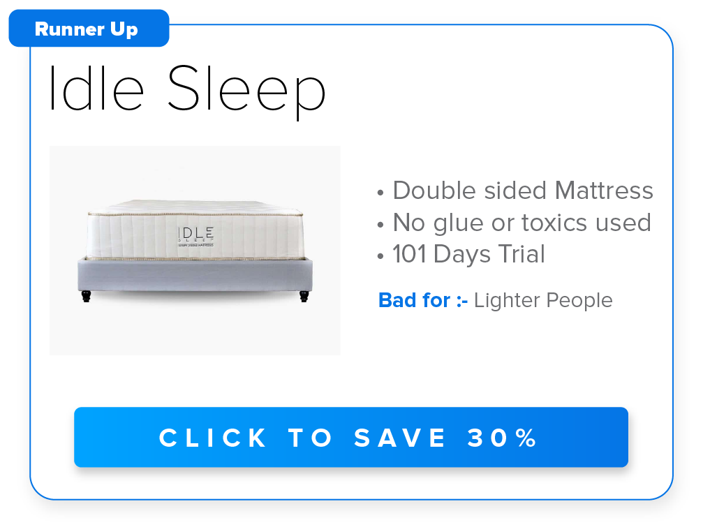 IDLE Memory Foam Hybrid Mattress