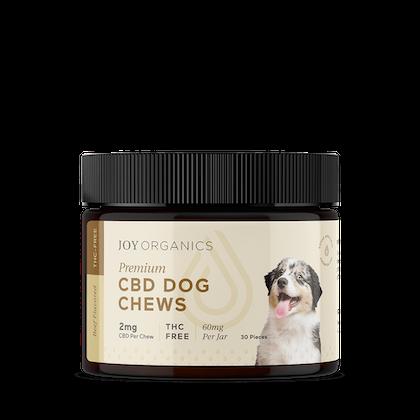Joy Organics CBD Dog Chews (1)