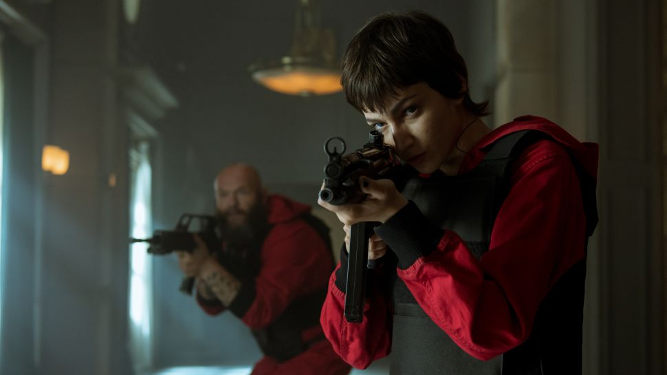 Why Netflix's 'Money Heist' Is the Most In-Demand Show in the World