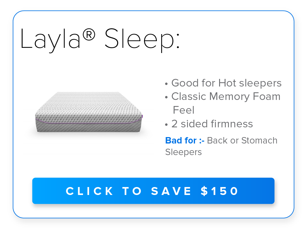 Layla Foam Mattress