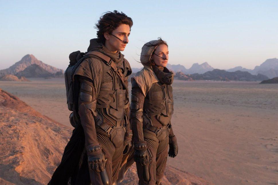 'Dune' Will Test Hollywood's Box Office in a Post-Coronavirus World