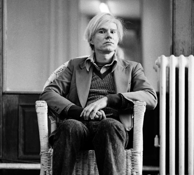 New Biography 'Warhol' Separates the Man From the Myth