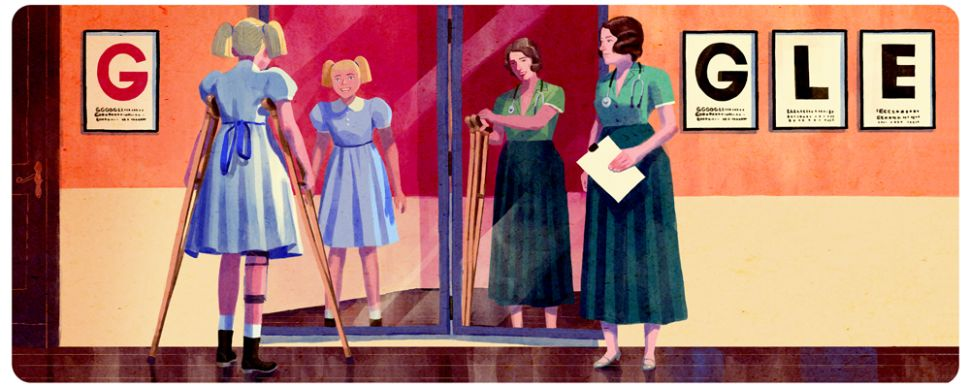 Google Doodle Spotlights Jean Macnamara, a Doctor Who Fought Sexism to Help Cure Polio