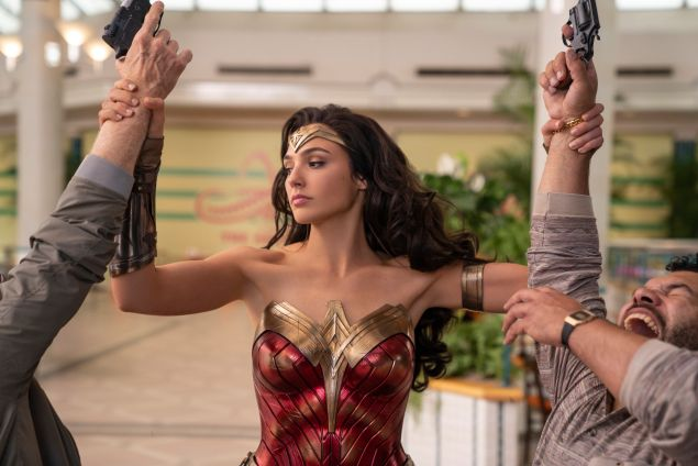 Wonder Woman 1984 Sequel Spinoff Info Details