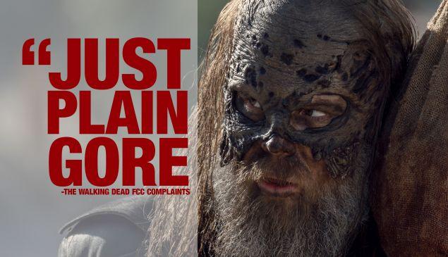 The Walking Dead FCC Complaints