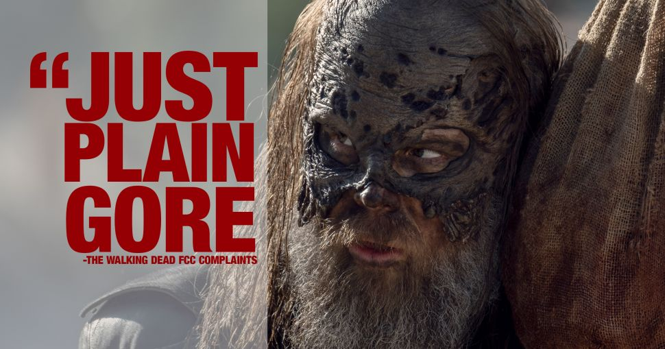 Why Some People Hate 'The Walking Dead'—According to FCC Complaints