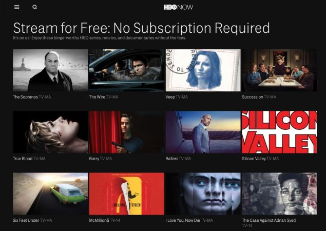 HBO Free Streaming Guide