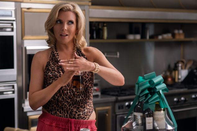 June Diane Raphael stars as Gail in The High Note, out today on VOD