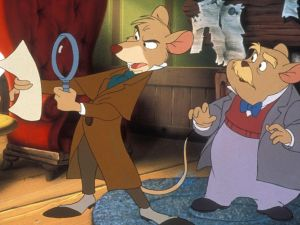 the great mouse detective disney plus