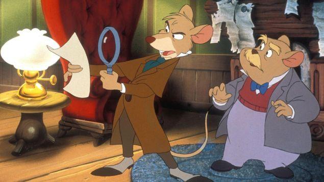 the great mouse detective disney plus