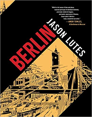 Six Graphic Novels That Unearth the Histories of Great Cities
