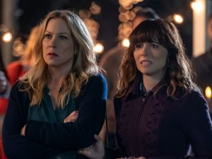 Christina Applegate and Linda Cardellini star in Netflix's Dead to Me