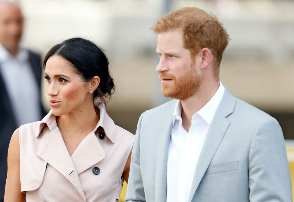 Prince Harry and Meghan Markle Are Considering a Pacific Palisades Mansion