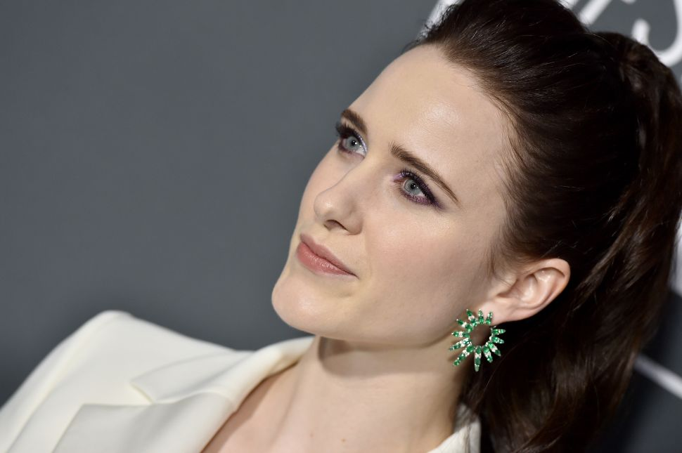 Amblin Partners and Rachel Brosnahan to Adapt Bestseller 'The Switch'