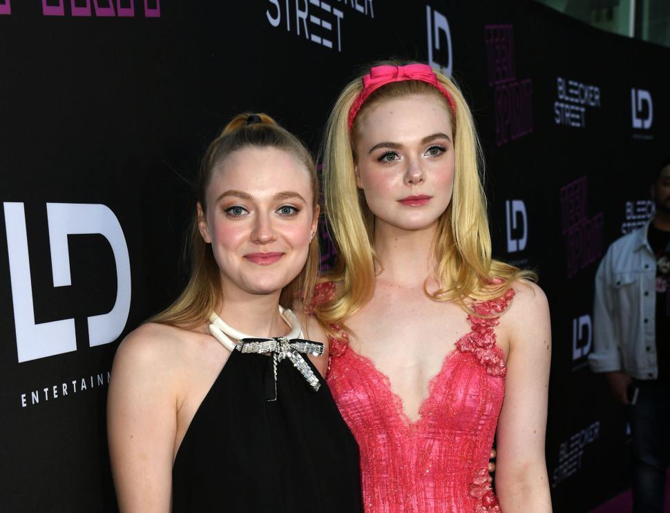 Dakota and Elle Fanning List Their Valley Village Home for $2.7 Million
