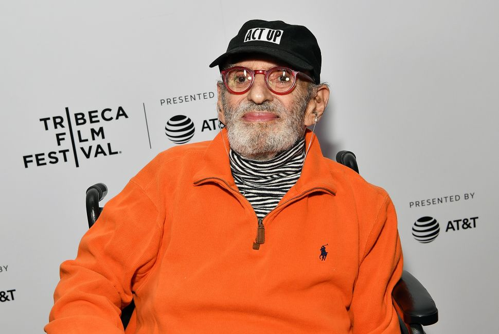 Larry Kramer's Righteous Anger Made Him Extremely Effective, and Controversial
