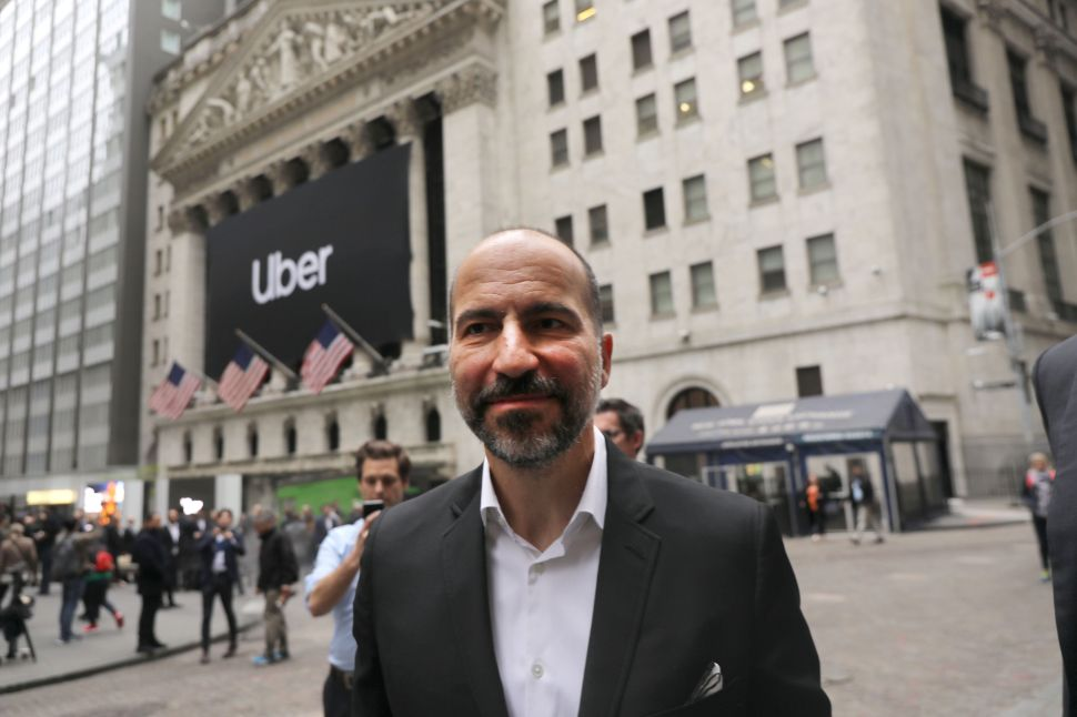 Big Uber Shareholders Rebel on CEO's Huge Pay Package Amid Coronavirus Layoffs