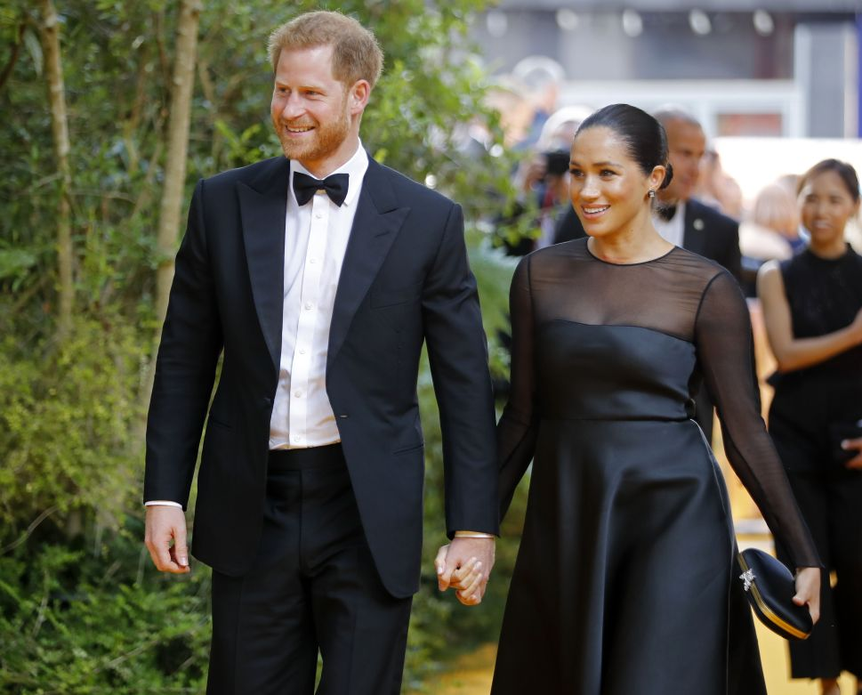 Prince Harry and Meghan Haven't Decided on a Los Angeles Mansion Just Yet