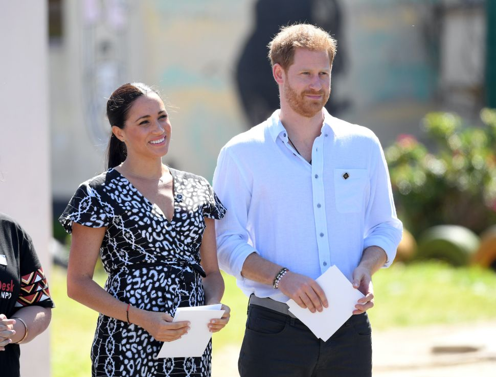 Prince Harry and Meghan Are Increasing Privacy Measures at Their Beverly Hills Home