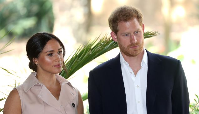 prince harry meghan markle drone incident in los angeles