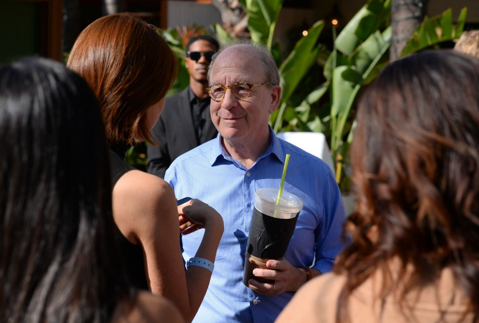 Jerry Saltz Shares the History Behind His Notorious Coffee Habit