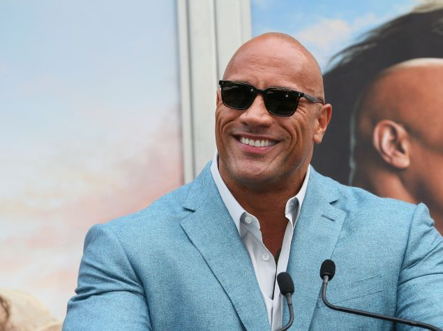 Dwayne Johnson Movies