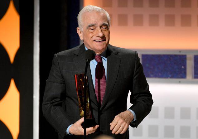 Martin Scorsese New Movie