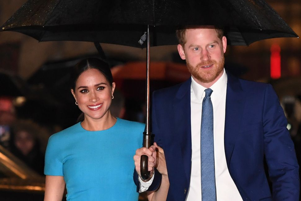 Prince Harry and Meghan Are Staying at Tyler Perry's 22-Acre Beverly Hills Mansion