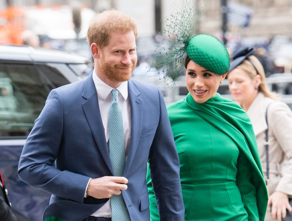 Prince Harry and Meghan Are Spending $22,000 a Month on Frogmore Cottage Repayment