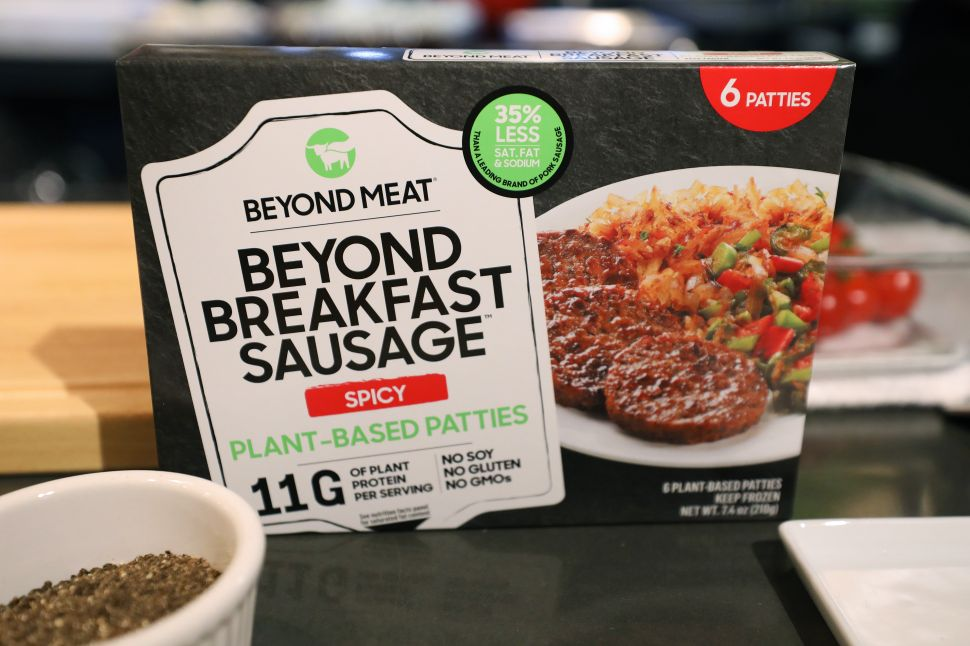 As Factory Farms Falter, Will Beyond Meat Get a Coronavirus Boost?