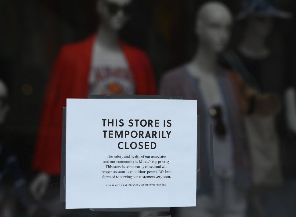 Full List: J.Crew, Other Iconic American Brands Being Crushed by Coronavirus