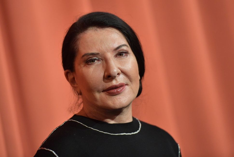 Marina Abramović, Russell Brand to Dispense Wisdom in a Documentary About Anxiety