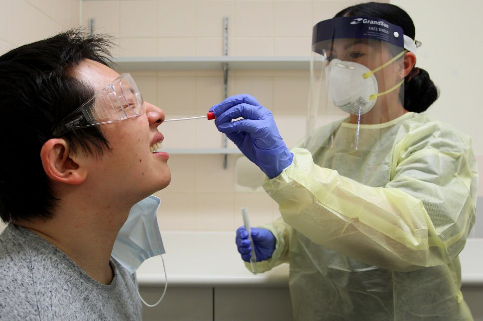 A Third At-Home Coronavirus Test Was Just Approved. Here's How to Get One.
