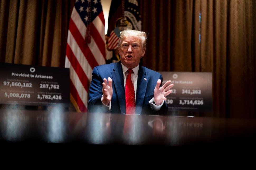 Trump Pushes Huge Contracts for Faulty, Redundant Coronavirus Equipment