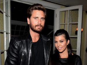 scott disick kourtney kardashian family vacation