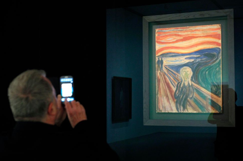Edvard Munch's 'The Scream' Found to Be at Risk of Damage by Human Breath
