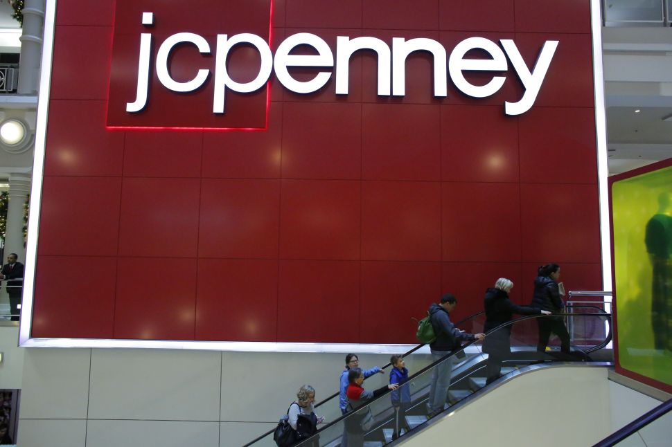 JCPenney Paid Top Execs Huge Bonuses Before Firing Workers, Edging Toward Bankruptcy